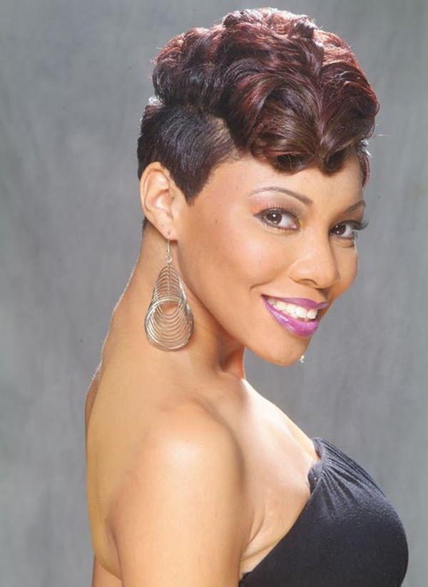 short hairstyles for black women 10 61