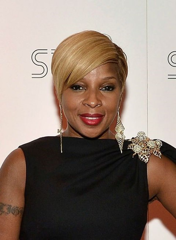 short hairstyles for black women 14