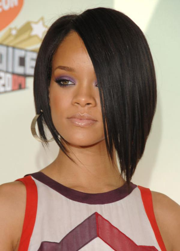 Short Black Haircuts Women 104