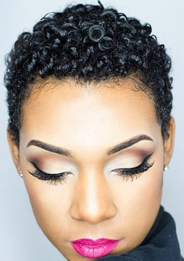short hairstyles for black women 22