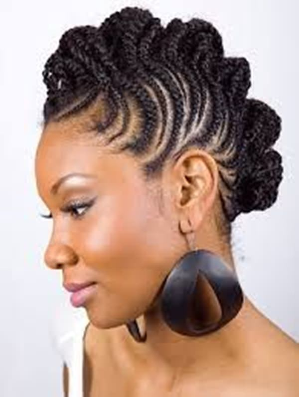 Short Hairstyles For Black Women 51