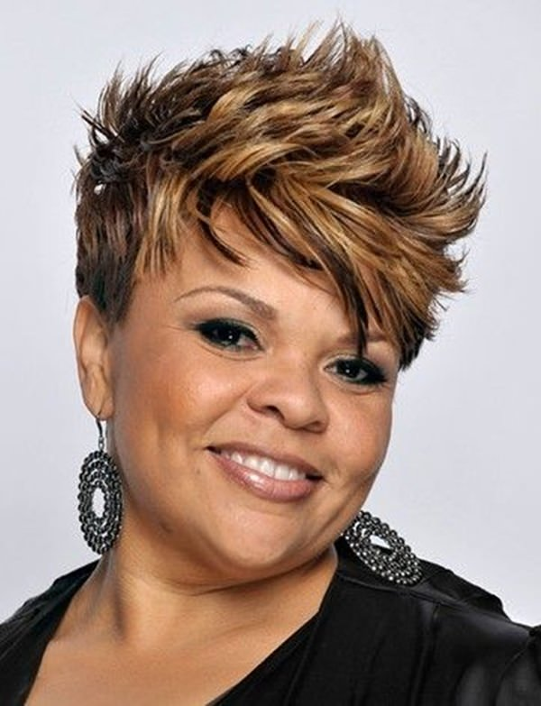 short hairstyles for black women 64