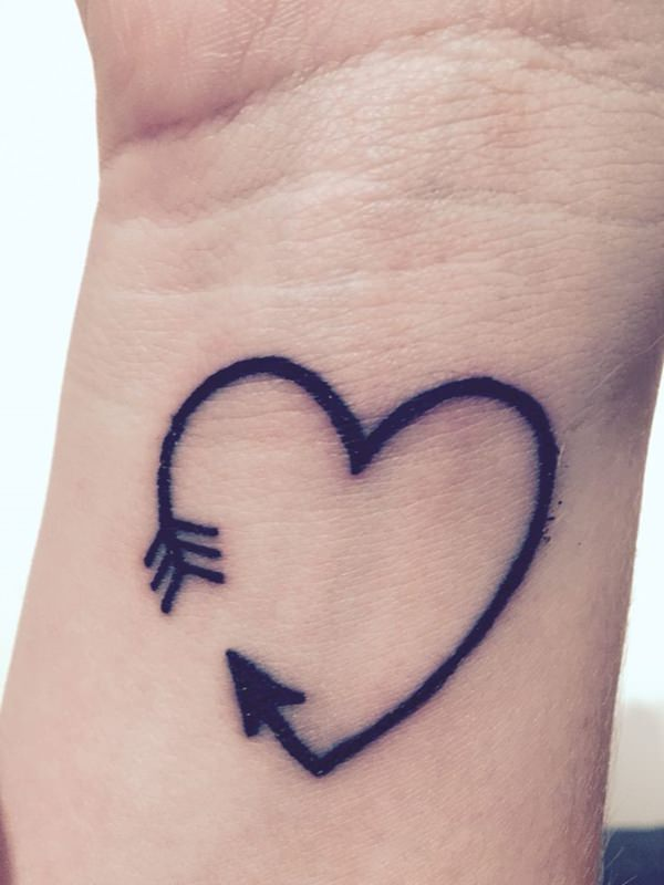 55 Inspiring Arrow Tattoos That Will Make You Want To Get Inked