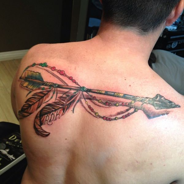 55 Inspiring Arrow Tattoos that Will Make You Want to Get ...