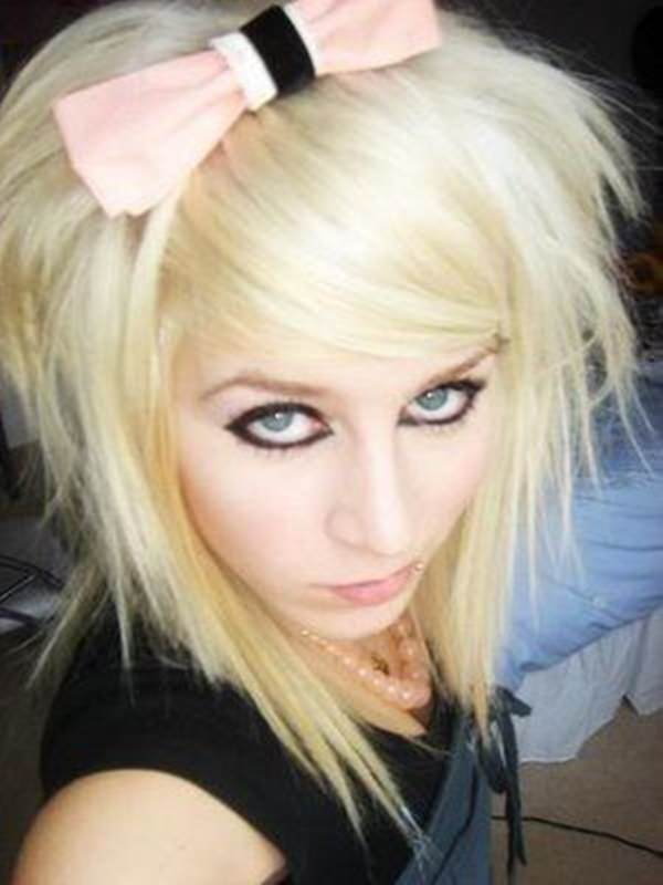 emo hairstyles 21