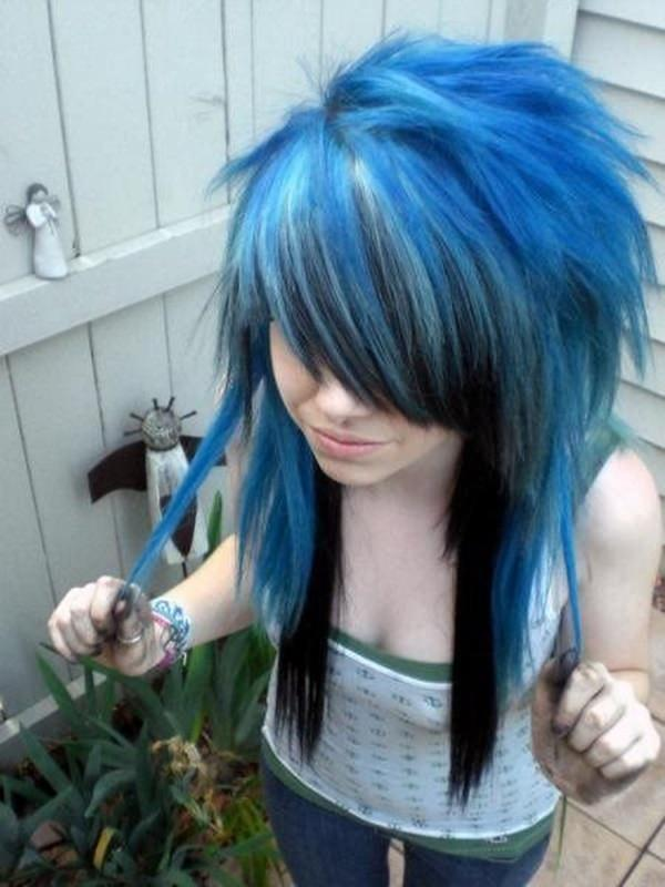 emo hairstyles 24