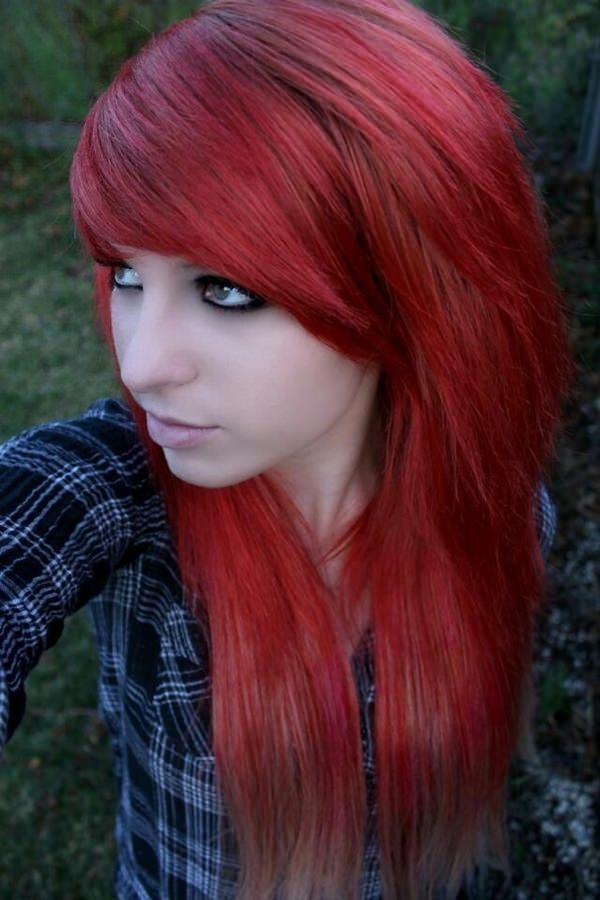 emo hairstyles 29