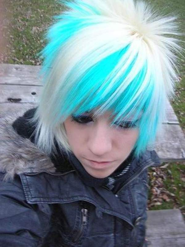 emo hairstyles 35