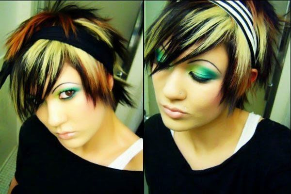 emo hairstyles 42
