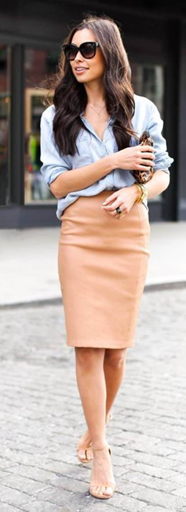 7 Pencil Skirt Outfits that Will Make You Look Like a True #Girlboss