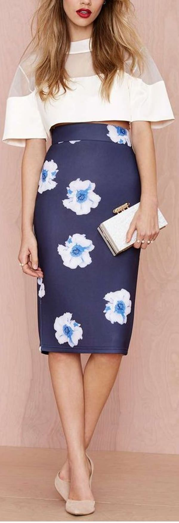 pencil skirt outfits 32