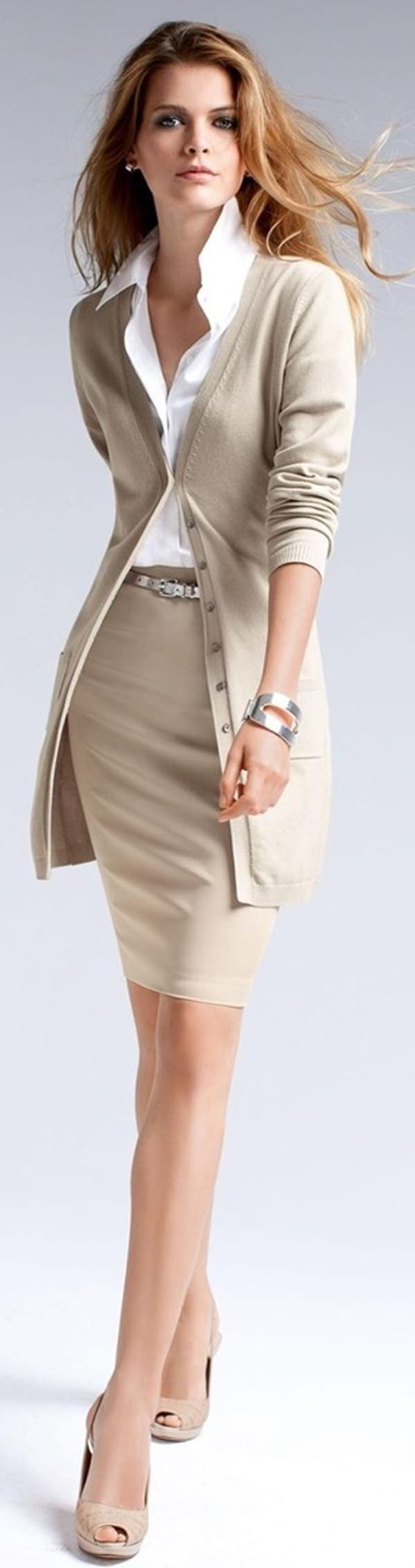 pencil skirt outfits 33