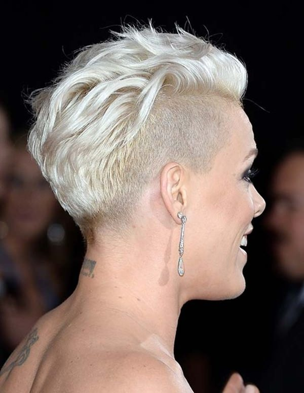 shaved hairstyles for women 8