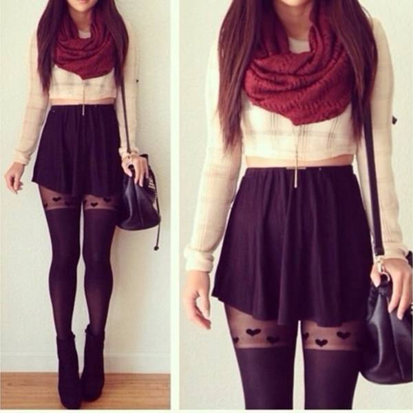 58e99453265e 50+ Foxy Hipster Outfits  Which Combination Are You