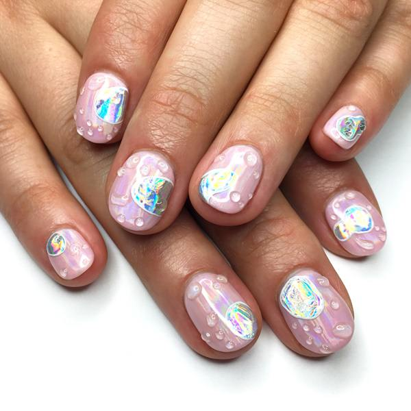 24101215-gel nails - The Perfect 59 Nail Gel Designs