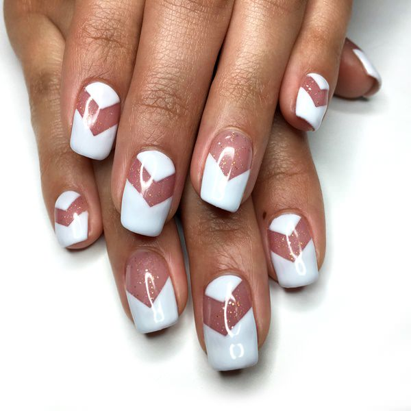 Gel Nails Colors And Designs