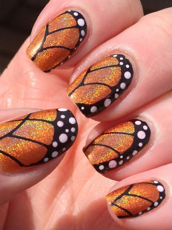 9091215-butterfly-nails