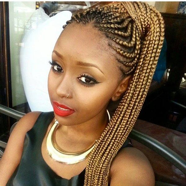 Amazing African Braids Check Out Hot Trend Summer