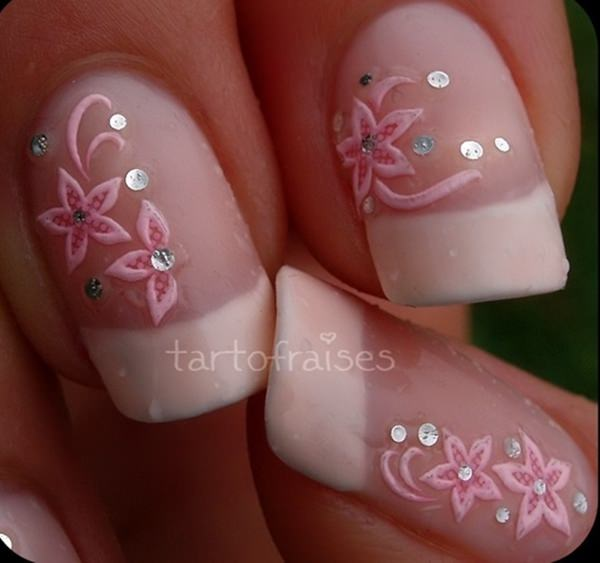 67 innocently sexy pink nail designs photos 34020216 pink nail designs prinsesfo Choice Image