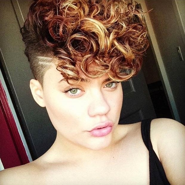 52 Of The Best Shaved Side Hairstyles