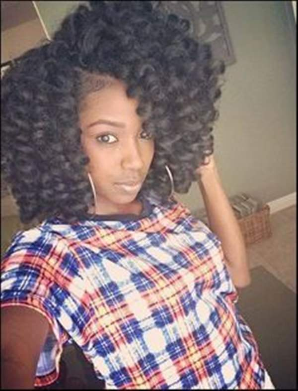 9120416 Crochet Braids Hairstyles