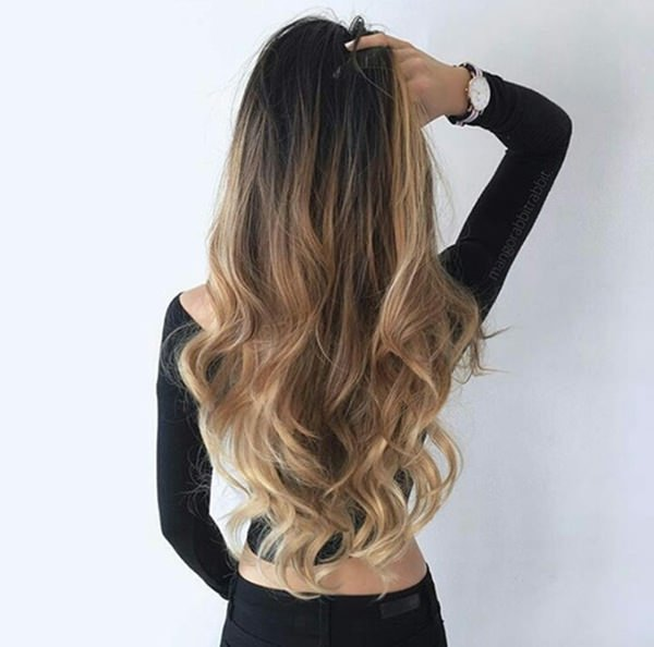 omber hair style 75 strikingly beautiful ombre hairstyles with pictures 9810 | 13060416 ombre hairstyle