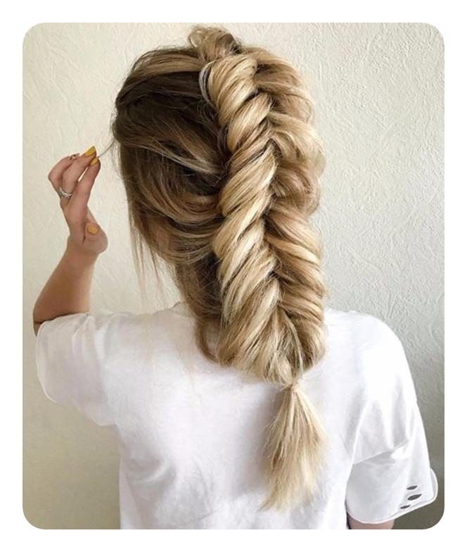 94 Incredible Fishtail Braid Ideas With Tutorials