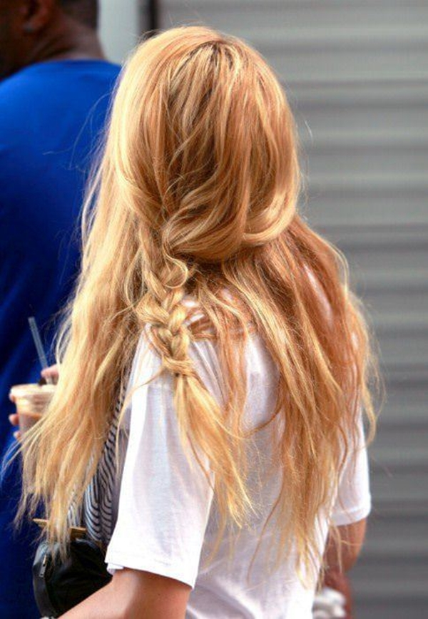 55 Of The Most Attractive Strawberry Blonde Hairstyles