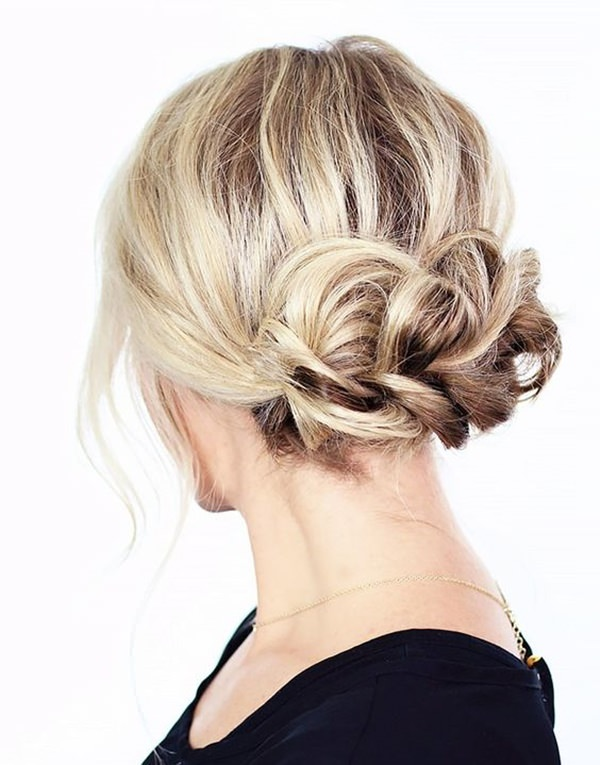 simple hair style 72 stunningly creative updos for hair 5971