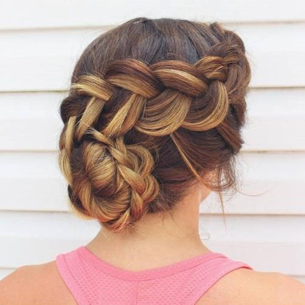 60easy Updos For Long Hair 100416