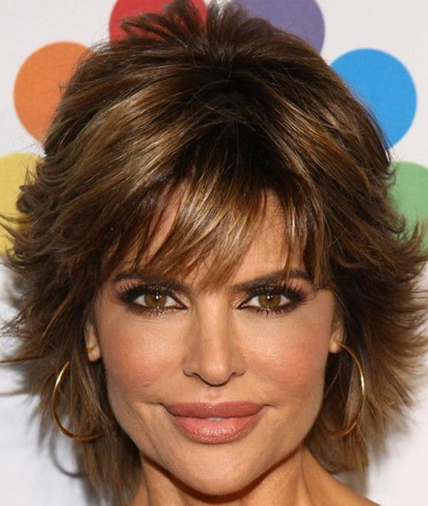 Shoulder Length Thick Hair Short Layered Haircuts 101