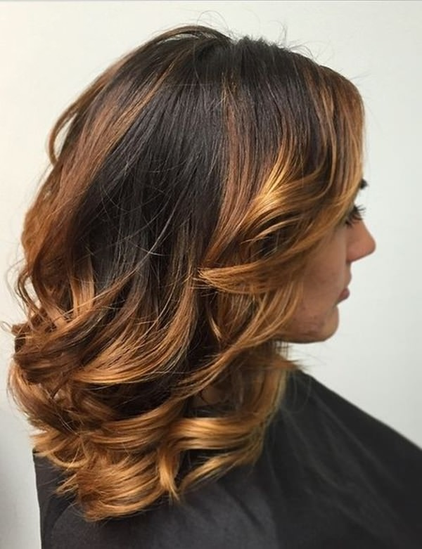 ways to style medium layered hair 69 gorgeous ways to make layered hair pop 4833 | layered haircut 22041663