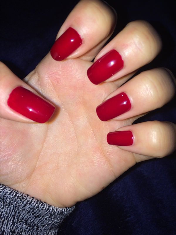 47 'out Of The Box' Ways To Style The Classic Red Nail