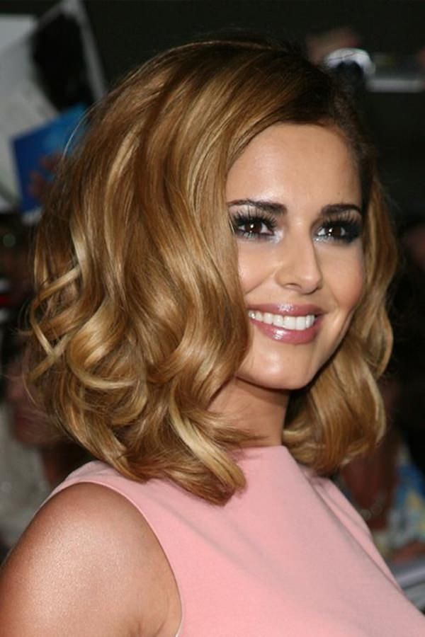 cheryl cole hair styles 102 of the best shoulder length haircuts for this season 7443