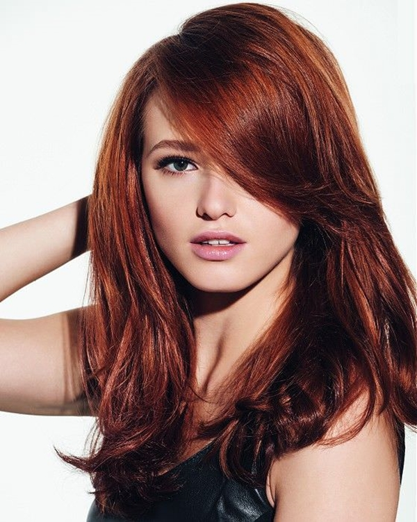 Copper Hair Color On Dark Skin