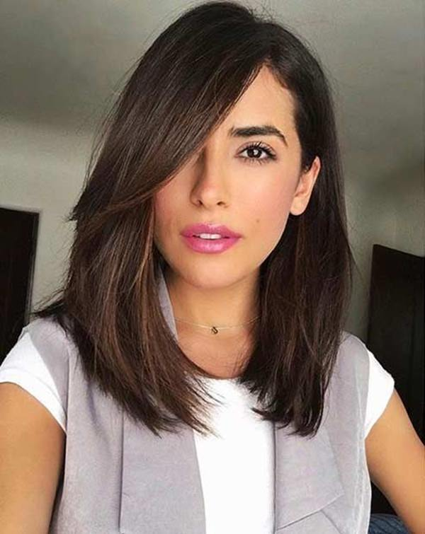 90 Best Shoulder Length Haircuts For This Season Hairs London