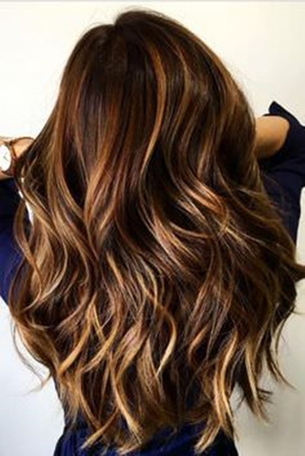 17 of the Most Stunning Highlights For Brown Hair
