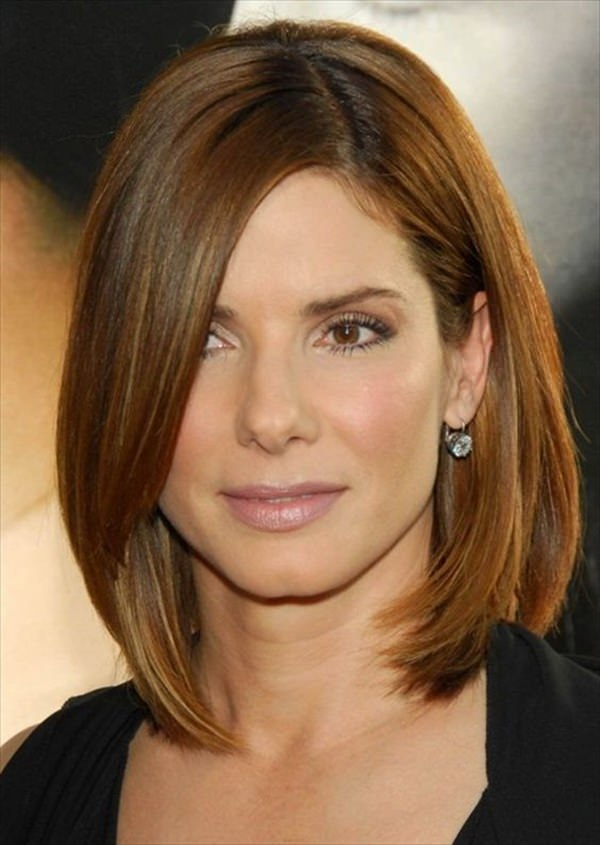 102 Of The Best Shoulder Length Haircuts For This Season