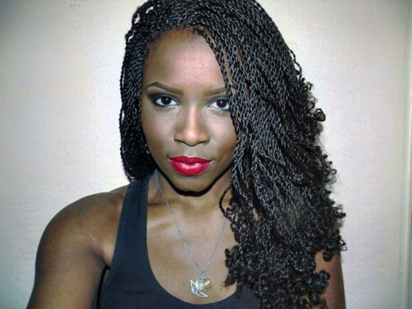 braid hairstyles for black women 2014 ponytail updo