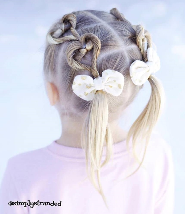 57 of the Sweetest Hairstyles That Your Daughter is Sure to Love