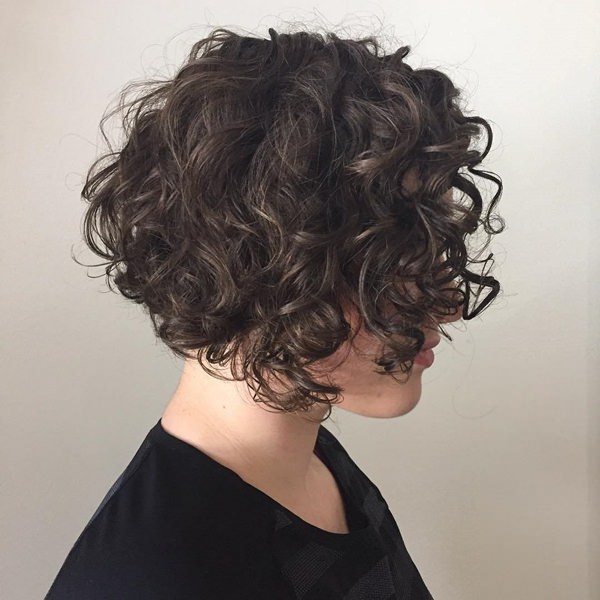 70 of the Most Stylish Short and Curly Hairstyles