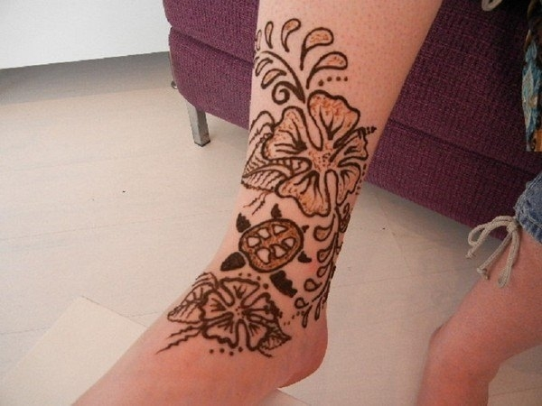 Mehndi Tattoo Designs For Upper Arms : Of the most original henna tattoo designs for year