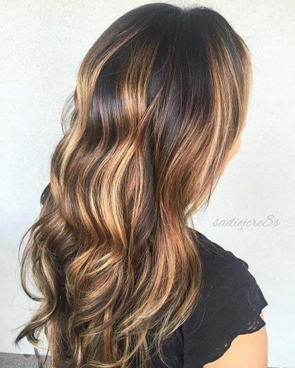 75 Of The Most Incredible Hairstyles With Caramel Highlights