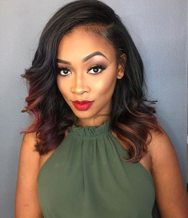 40 Gorgeous Sew-In Hairstyles That Will Rock Your World