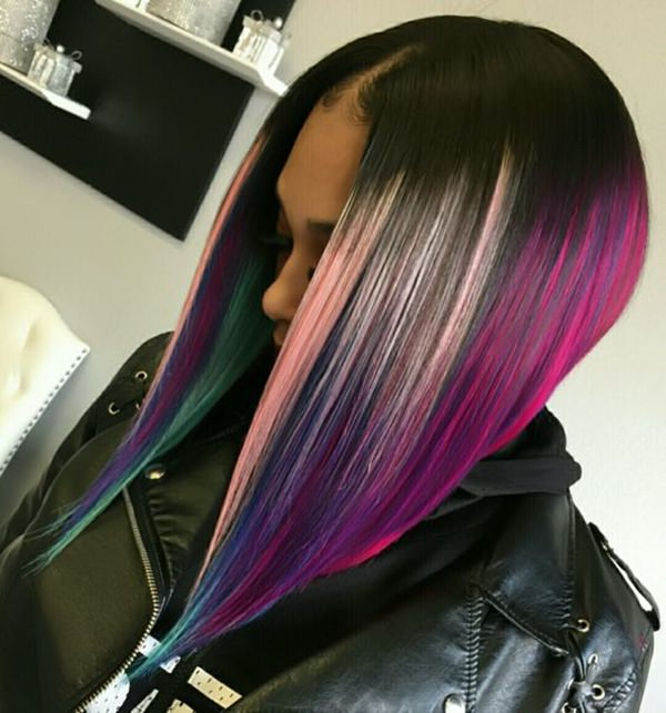 sew in hair style 40 gorgeous sew in hairstyles that will rock your world 3657