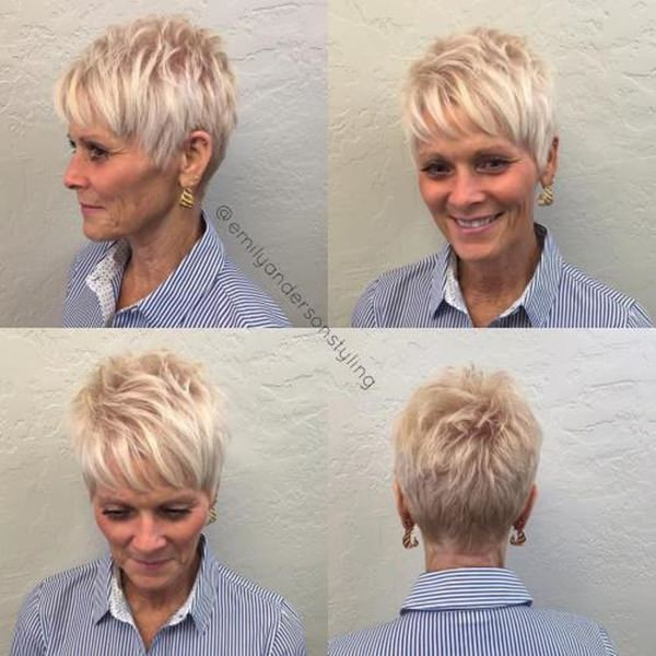 If You Love Your Hair Really Short Then Why Not Try Out A Pixie Cut It S An Edgy Style That Is Always Great For Summer