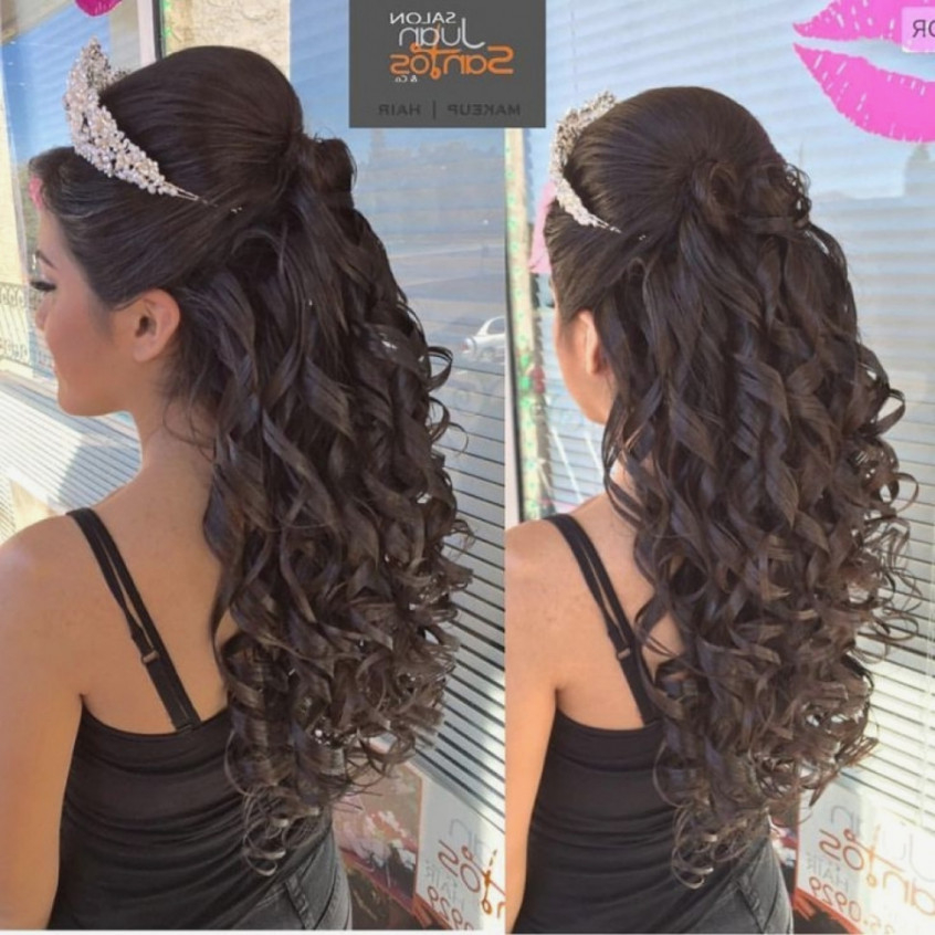 Quinceanera Hairstyles