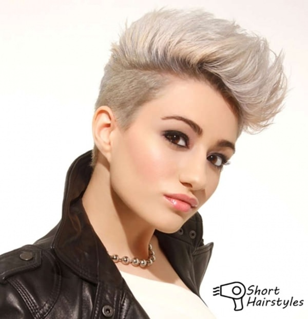 Sexy short hairstyles for girls