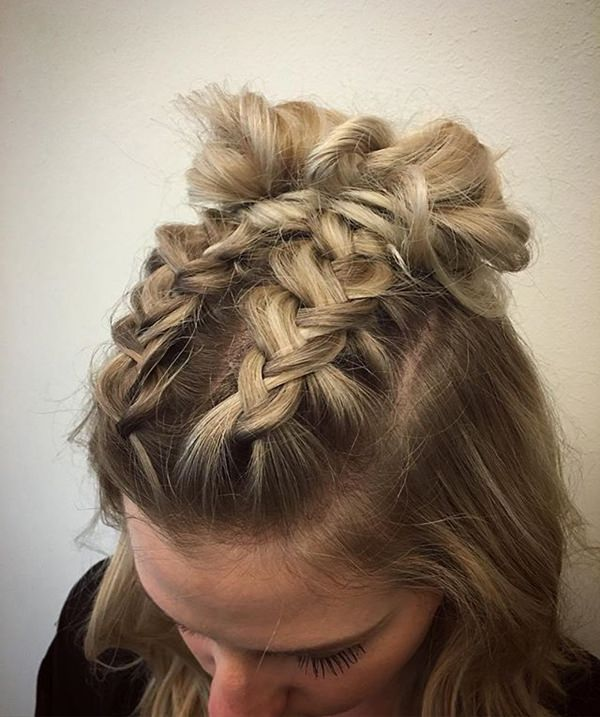 98 Elegant And Beautiful French Braid Ideas