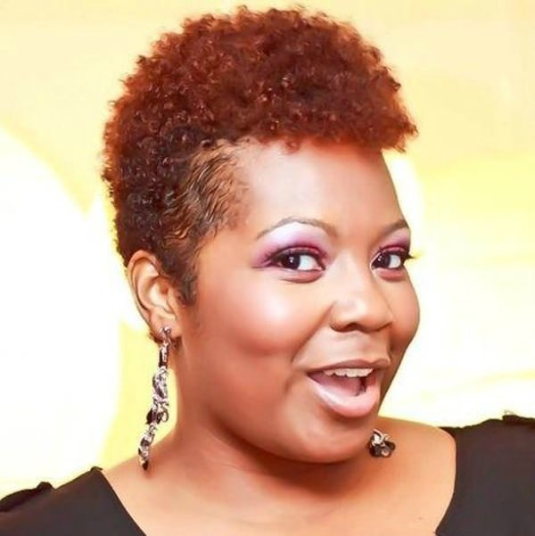 Below are 55 Beautiful Short Natural Hairstyles That You'll Love: